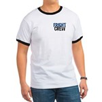 Flight Fright Crew Halloween Ringer T