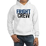 Flight Fright Crew Halloween Hooded Sweatshirt