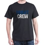 Flight Fright Crew Halloween Dark T-Shirt