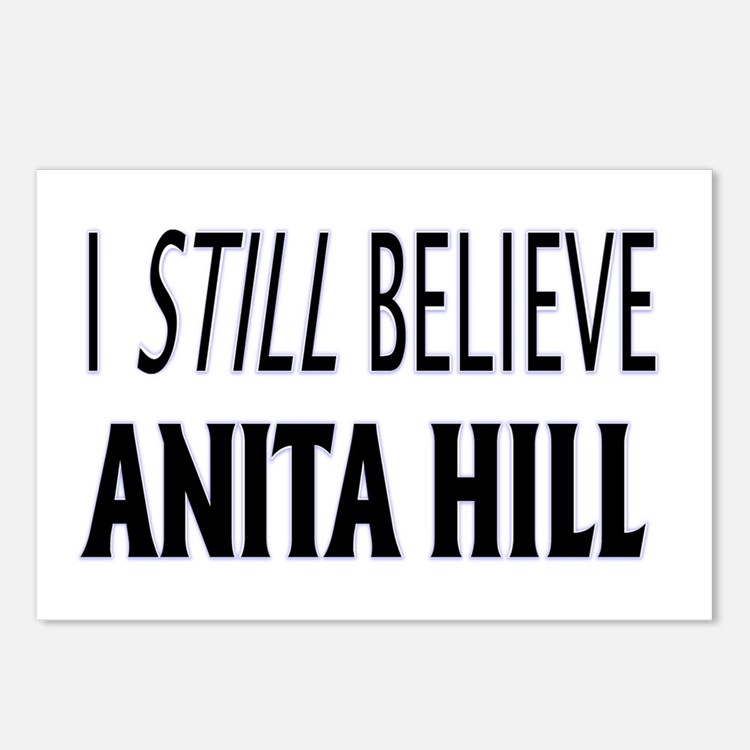 I Still Believe Anita Hill Postcards (Package of 8