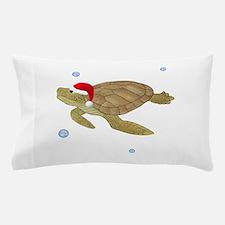 Santa - Turtle Pillow Case