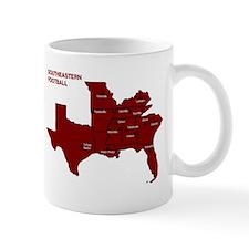 Southeastern Football Mug