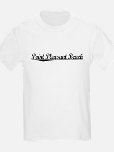 Point Pleasant Beach, Vintage T-Shirt