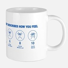 Pain Mugs