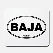 BAJA (Mexico) Mousepad