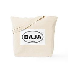 BAJA (Mexico) Tote Bag