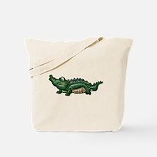 Gang Green Gator Tote Bag