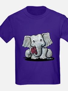 KiniArt Elephant T
