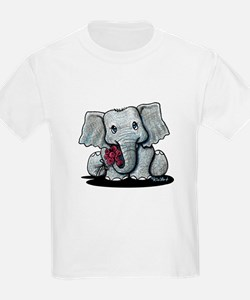 KiniArt Elephant T-Shirt