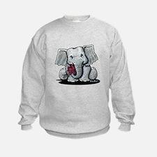 KiniArt Elephant Sweatshirt