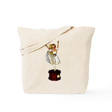 Music Box Dancer Tote Bag