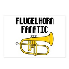 Flugelhorn Fanatic Postcards (Package of 8)