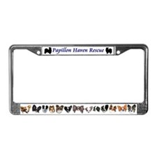 PapHaven License Plate Frame