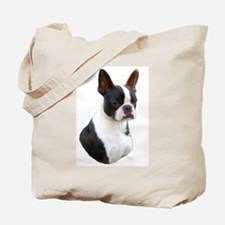 Beautiful Boston Terrier Tote Bag