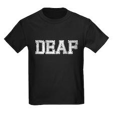 DEAF, Vintage T