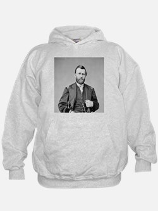 Gen US Grant Hoodie Civil War Military gift