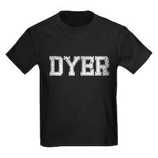 DYER, Vintage T
