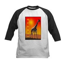 African Giraffe Tee