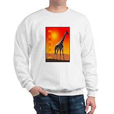 African Giraffe Sweater