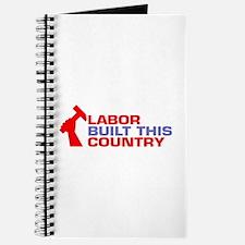labor built union Journal