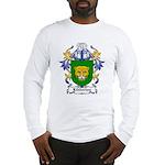 Libberton Coat of Arms Long Sleeve T-Shirt