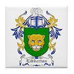 Libberton Coat of Arms Tile Coaster