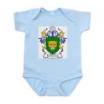 Libberton Coat of Arms Infant Creeper