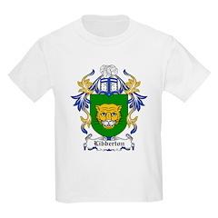 Libberton Coat of Arms Kids T-Shirt