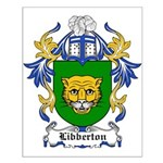 Libberton Coat of Arms Small Poster