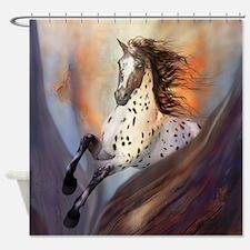 Wild Horse 2 Shower Curtain