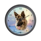 German shepherd Basic Clocks