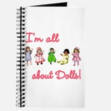 I'm All About Dolls Journal