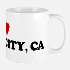 I Love SIERRA CITY Mug