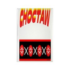CHOCTAW Rectangle Magnet