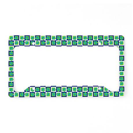Mod Squares 06 License Plate Holder