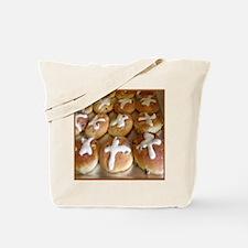 Hot Cross Buns Tote Bag