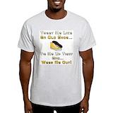 Bondage Mens Light T-shirts