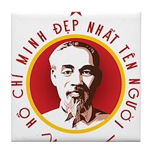 Ho Chi Minh Tile Coaster