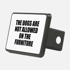 Dog Rules Hitch Cover