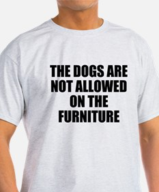 Dog Rules T-Shirt