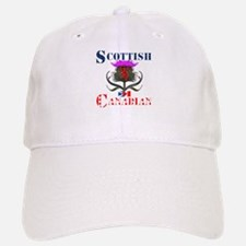 Scottish Canadian Thistle Baseball Baseball Cap