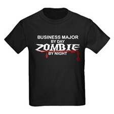 Business Major Zombie T