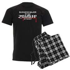 Business Major Zombie Pajamas
