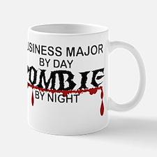 Business Major Zombie Mug