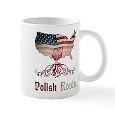 American Polish Roots Mug