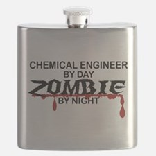 Chemical Eng Zombie Flask