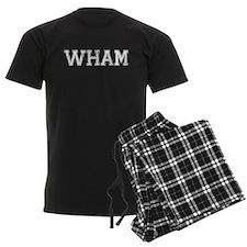 WHAM, Vintage Pajamas
