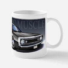 67 Black Camaro W Mug