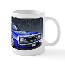 67 Blue W Mug