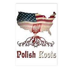 American Polish Roots Postcards (Package of 8)